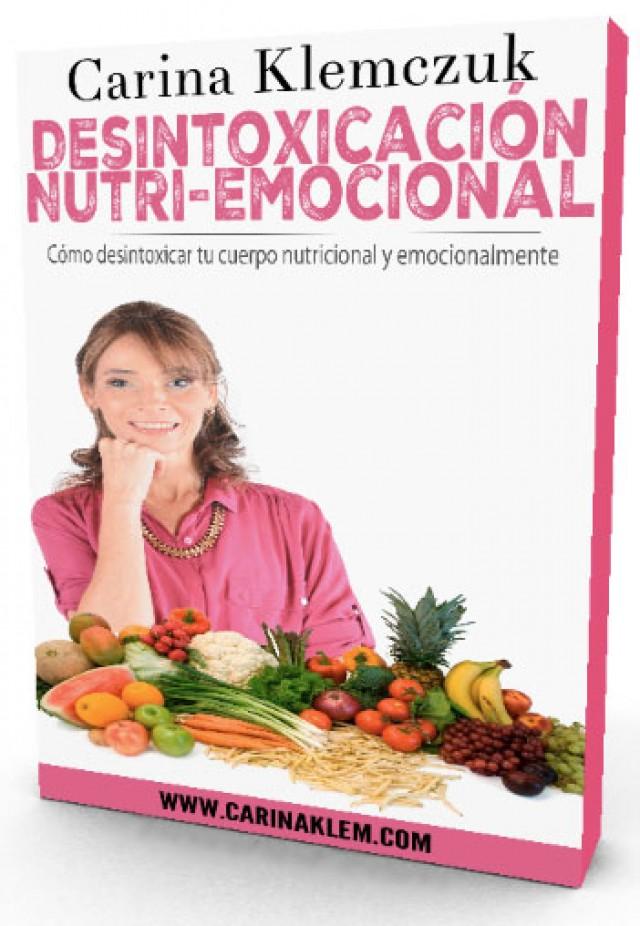 Ebook: Desintoxicación nutri-emocional